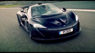McLaren P1: The Widowmaker! - Top Gear - Series 21 - BBC