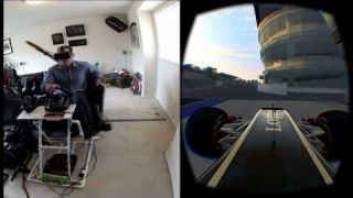 Getting out of the vehicle in Assetto Corsa / DCS with Oculus Rift DK2